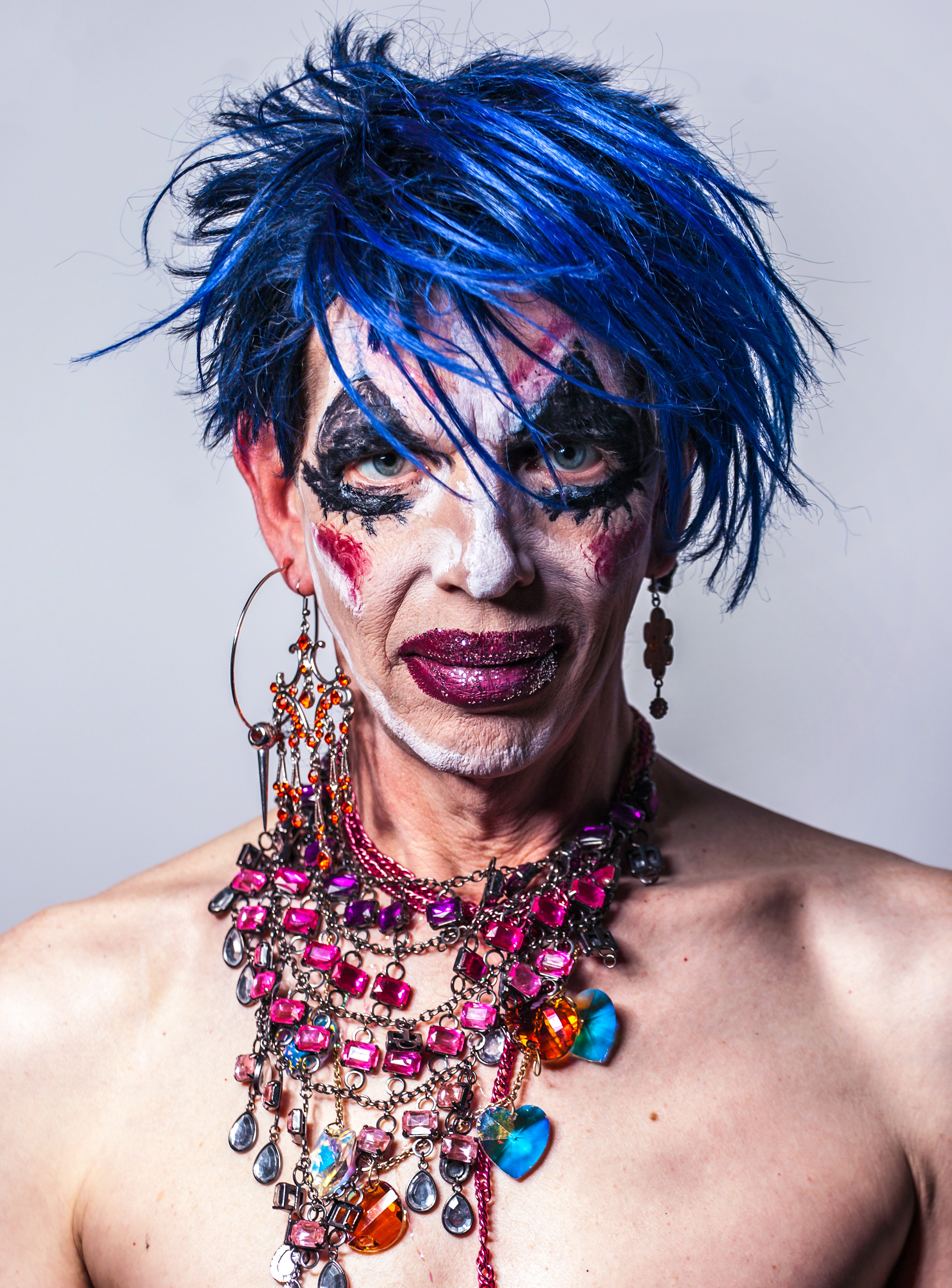 David Hoyle på National