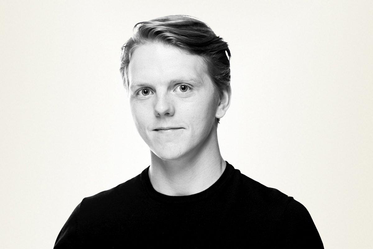 Jonas Strand Gravli